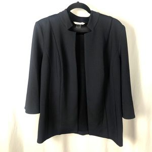 2 for $18 🎉 Navy Notched Blazer